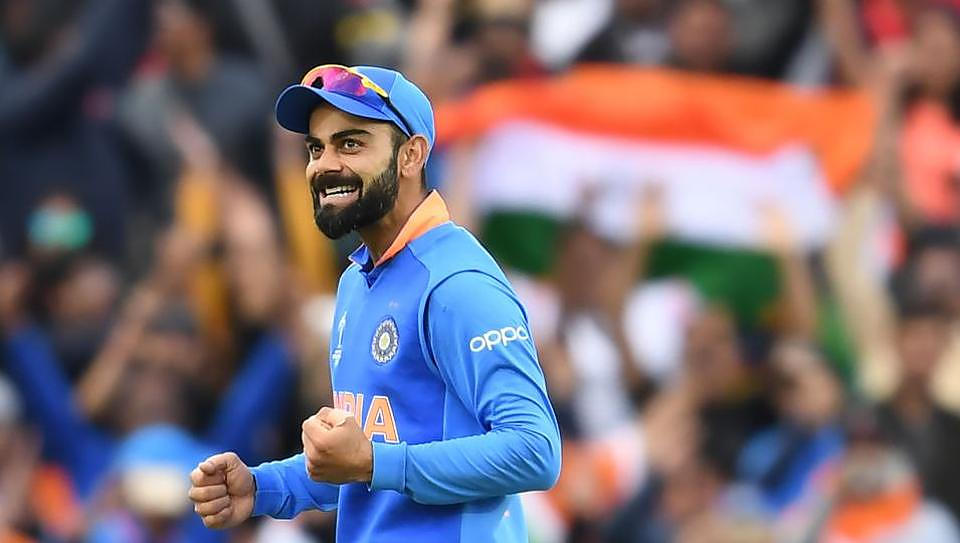 Virat Kohli, The Only Indian And Cricketer On Forbes 2019  List Of World