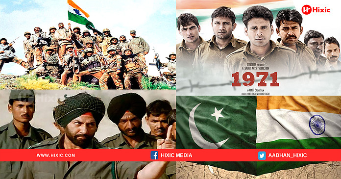 Listing 7 Remarkable Bollywood Movies Based On The Indo-Pakistan War