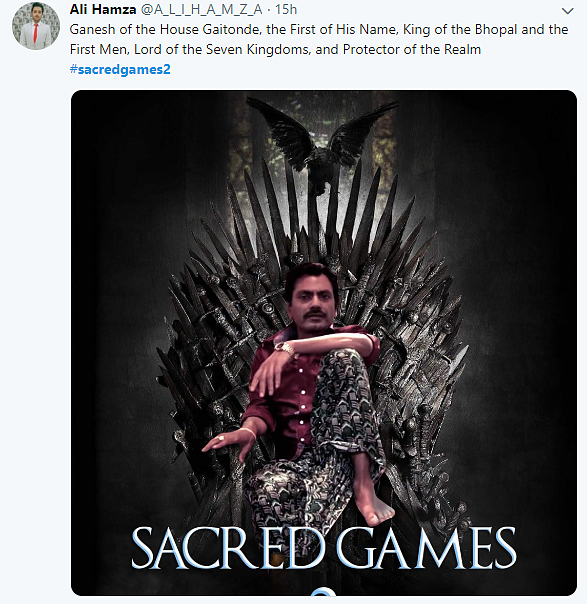 The Trailer Of Sacred Games 2 Is Out And Here's What