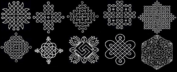 Everything About Kolam/Rangoli, A Significant Ancient Indian